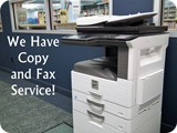 Copy and Fax